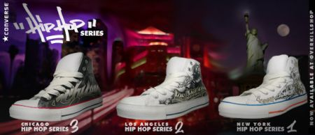 Converse Hip Hop Series