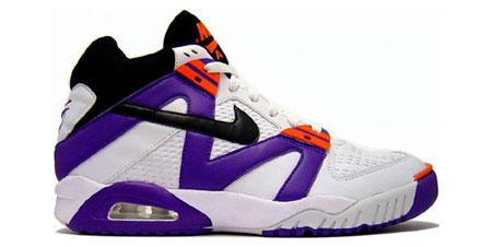 теннисные кроссовки Nike Air Tech Challenge Varsity Purple