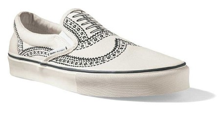 Slip-ons Vans by Marc Jacobs