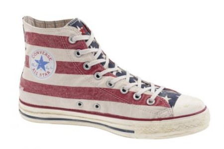 Кеды Converse Chuck Taylor All Star American Flag