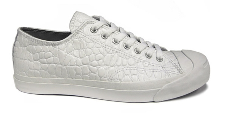 Кеды Converse Jack Purcell Crocodile Skin