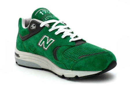 Кроссовки New Balance Made in UK 1700 Green