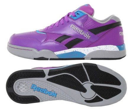 Кроссовки Reebok Reverse Jams Purple