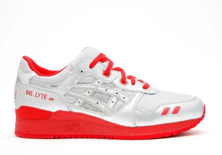 Кроссовки Asics Gel Lyte III Stainless Steel