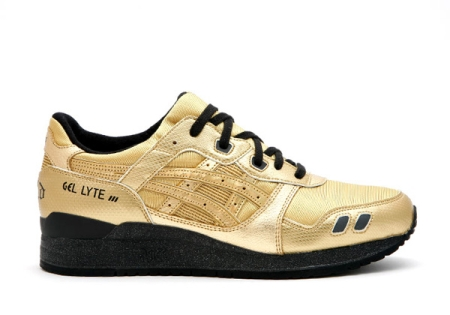 Кроссовки Asics Gel Lyte III Solid Gold