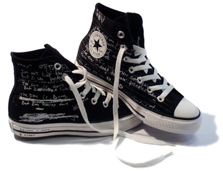 Кеды Converse Kurt Cobain Collection