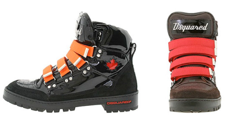 Dsquared2 Expedition Boots