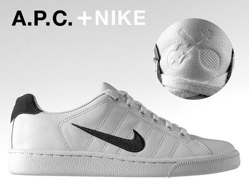 A.P.C. sneakers Nike
