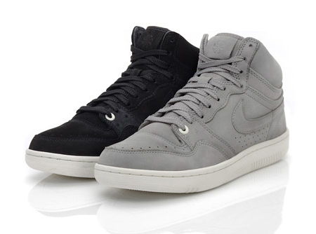 Кроссовки Nike Court Force High Lux