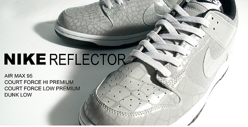 Nike Deluxe Reflector pack