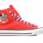 Dr. Romanelli x Converse Red Looney