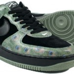 Nike Air Force1 Peacock
