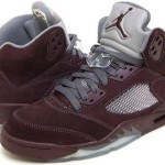 Nike Air Jordan 5 LS Burgundy