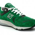 "Green New Balance ""Made in UK"" 1700"