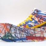 Nike Dunk Hi «Back to School — Scribble»