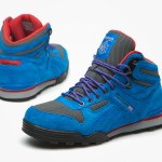 Кроссовки Reebok Night Sky Mid Blue