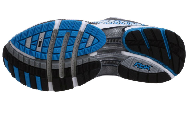Подошва DMPRTEK кроссовок Reebok Men's SmoothFit Cushion Running Shoe
