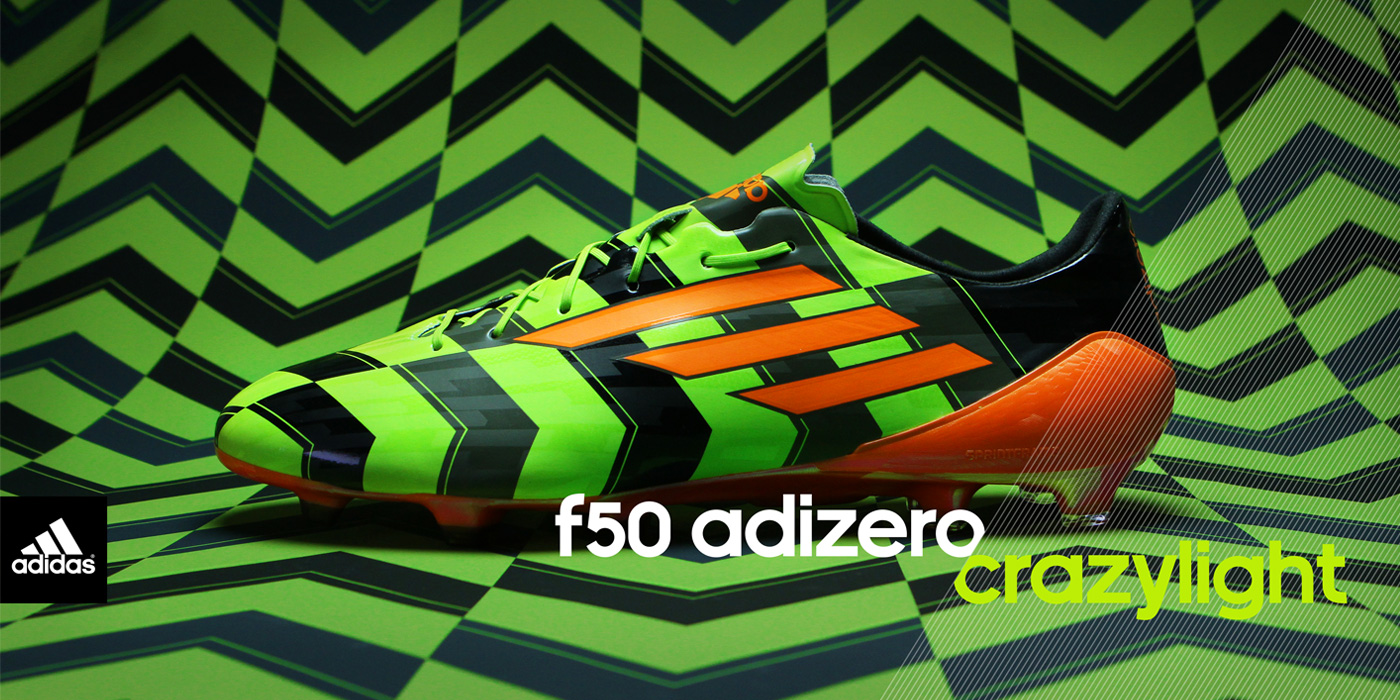 Лёгкие бутсы adidas adizero f50 crazylight