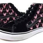 "Vans SK8 High – ""Pink Flamingos"""