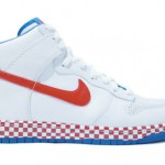 "Nike Dunk Hi Supreme ""Euro Champ'08"""