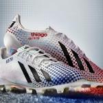Футбольные бутсы adidas adizero f50 Messi 371