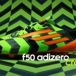 Самые лёгкие бутсы: новые adizero f50 crazylight