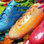 Краски и эмоции Бразильского карнавала в бутсах adidas